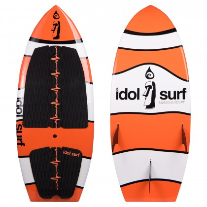 kids wake surfboard
