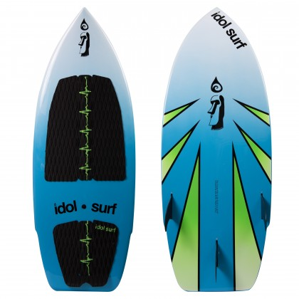 twist wake surfboard