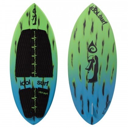 image of trimmer skim wake surfboard