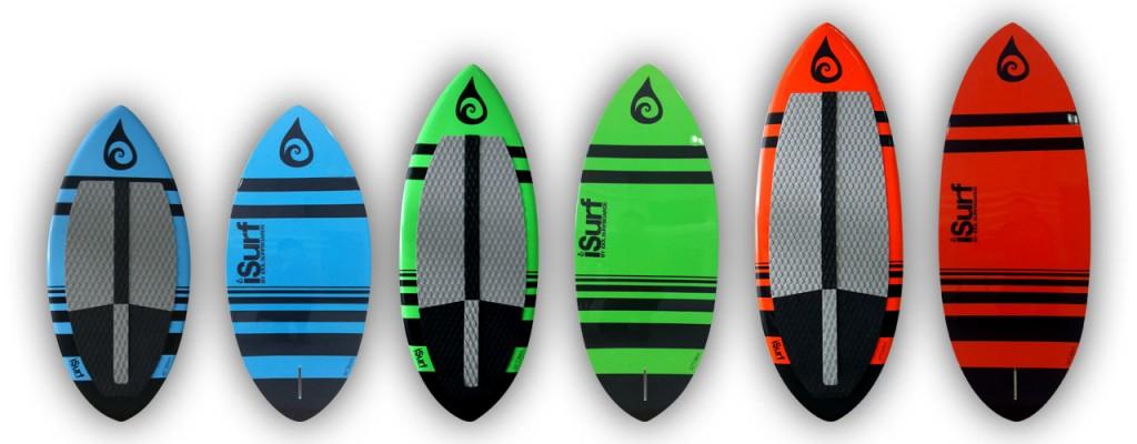 skim-style wakesurf boards
