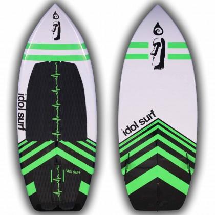 "4'3"" t-twist wakesurfboard"